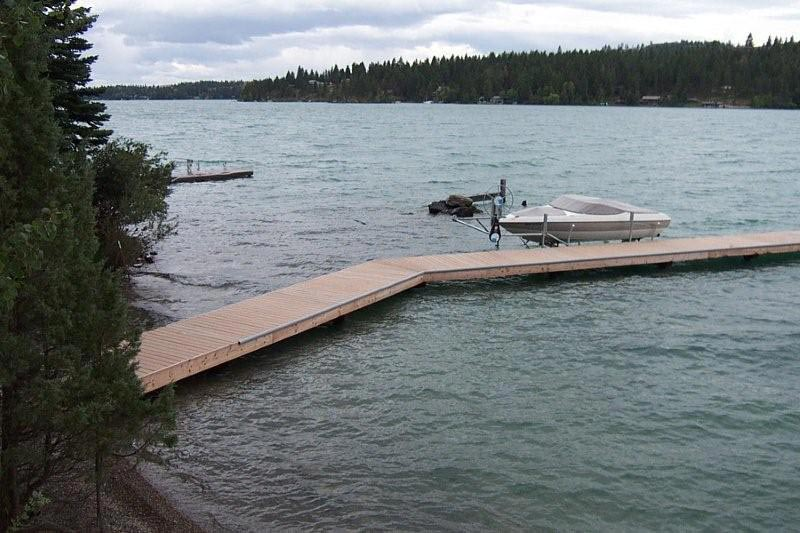 Pile Docks from Sunrise Docks